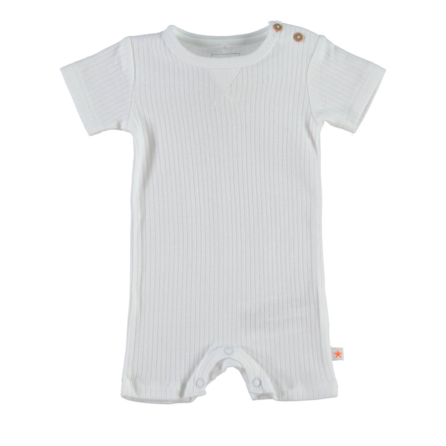 NAME IT Newborn Unisex Body UBIE bílé