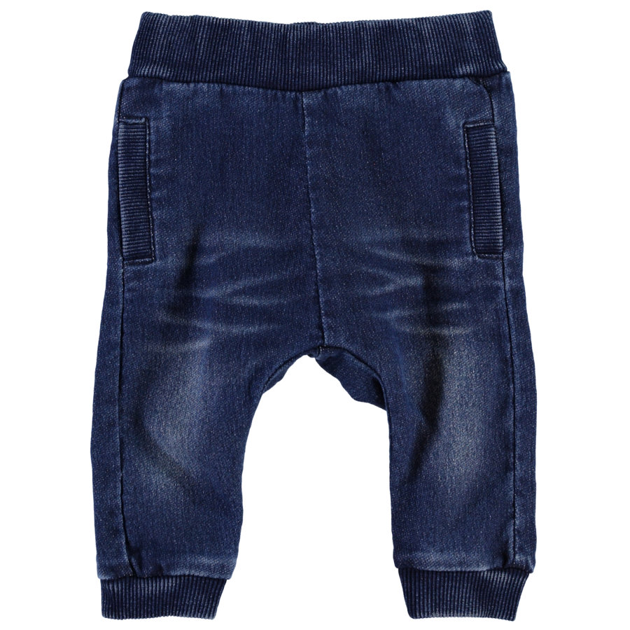NAME IT Newborn Unisex Broek blauw