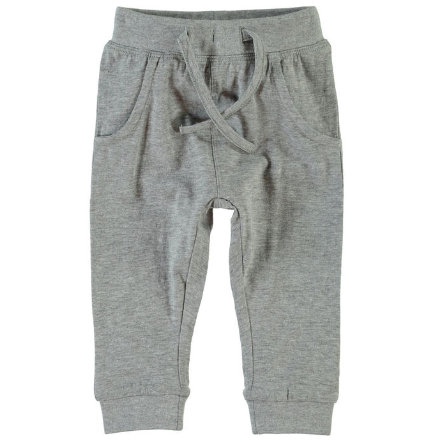 NAME IT Newborn Pantalon unisexe UMALIK gris