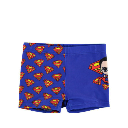 NAME IT Boys Spodenki kąpielowe NITSUPERHEROES nautical blue