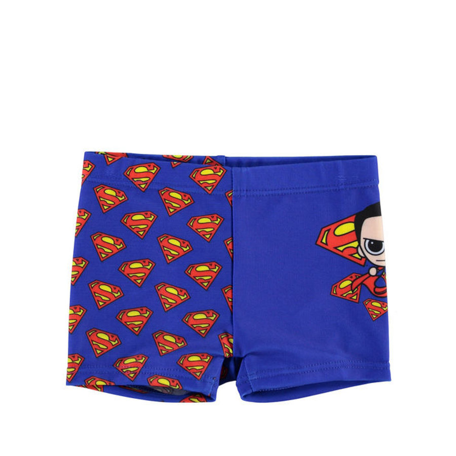 NAME IT Boys Badeshorts NITSUPERHEROES nautical blue