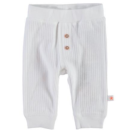 NAME IT Newborn Unisex Spodnie UBIE white