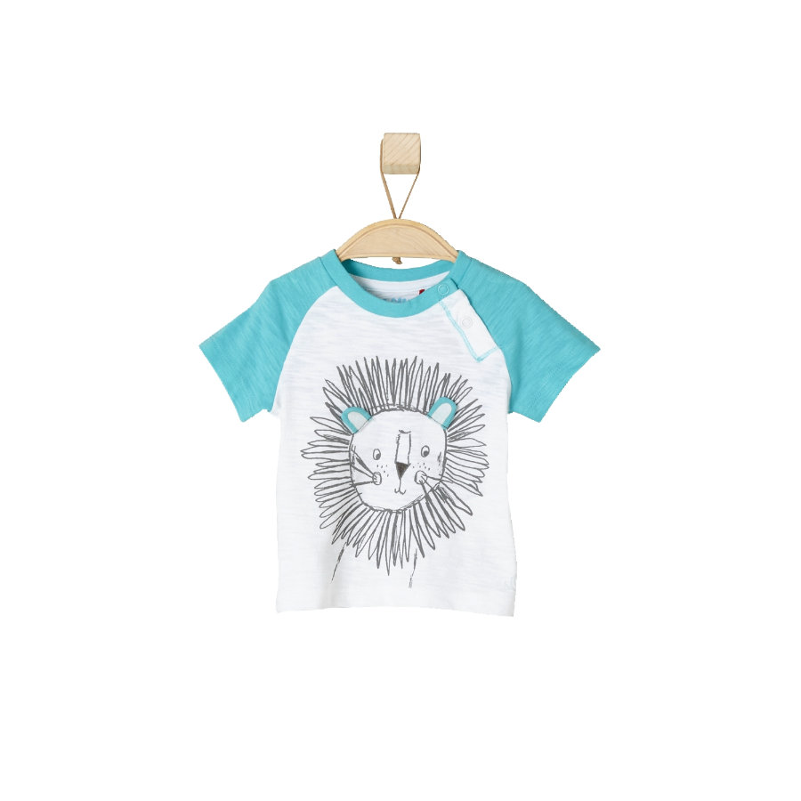 s.OLIVER Boys T-Shirt light blue