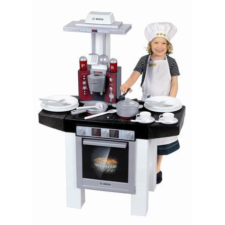 KLEIN Bosch Kuchyňka na hraní + Espresso přístroj