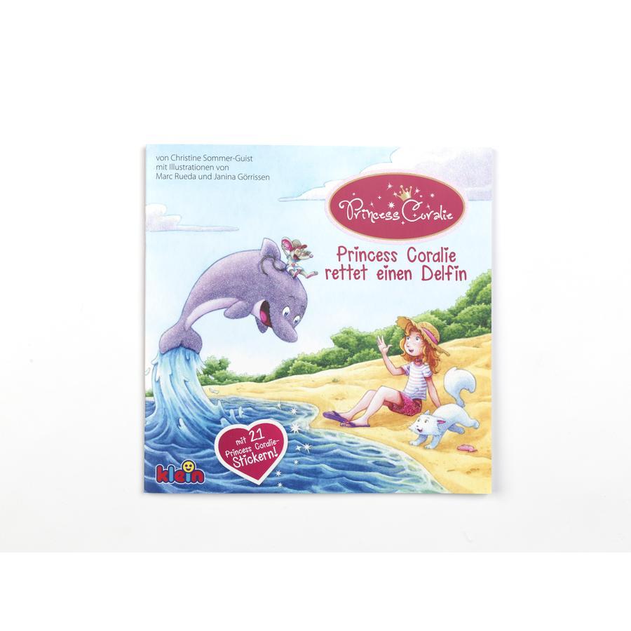 Theo klein Principessa Coralie salva un delfino 1952 (lingua tedesca)