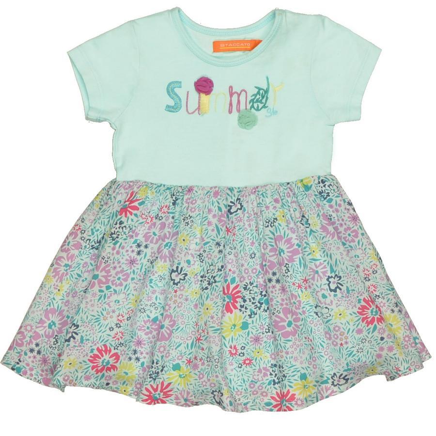 STACCATO Girl s vestido de bebé azul hielo