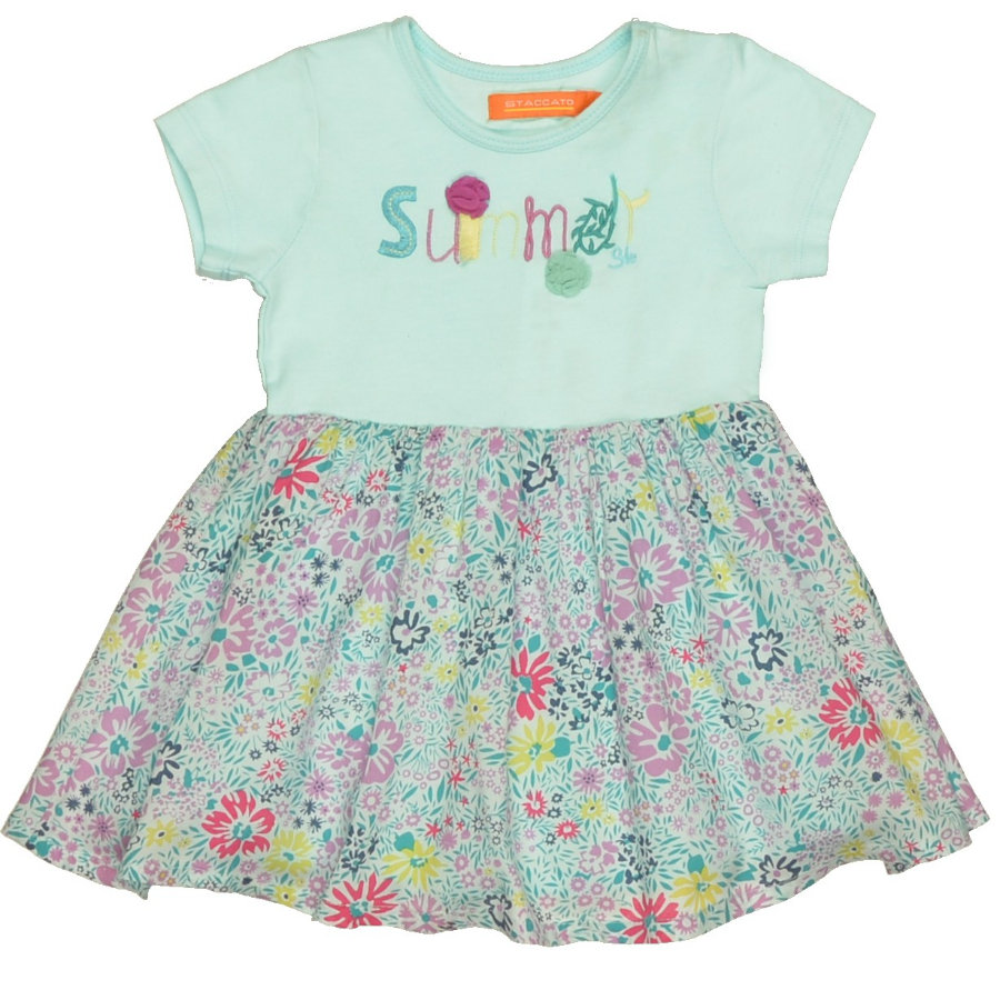 STACCATO Girls Baby Kleid ice blue