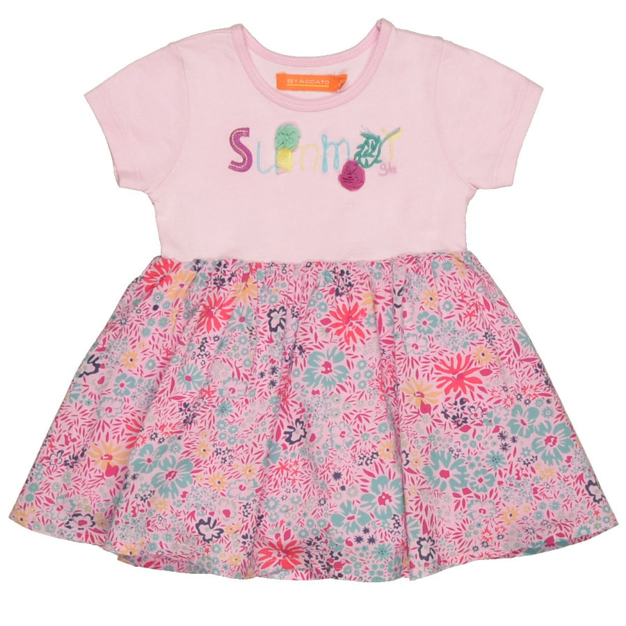 STACCATO Girls Baby Kleid lavendel aop