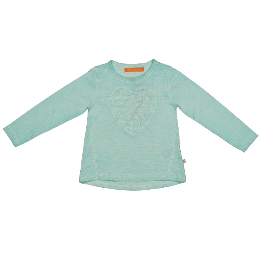 STACCATO Girls Mini Shirt iceblue
