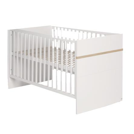 roba Kombi-Kinderbett Pia weiß