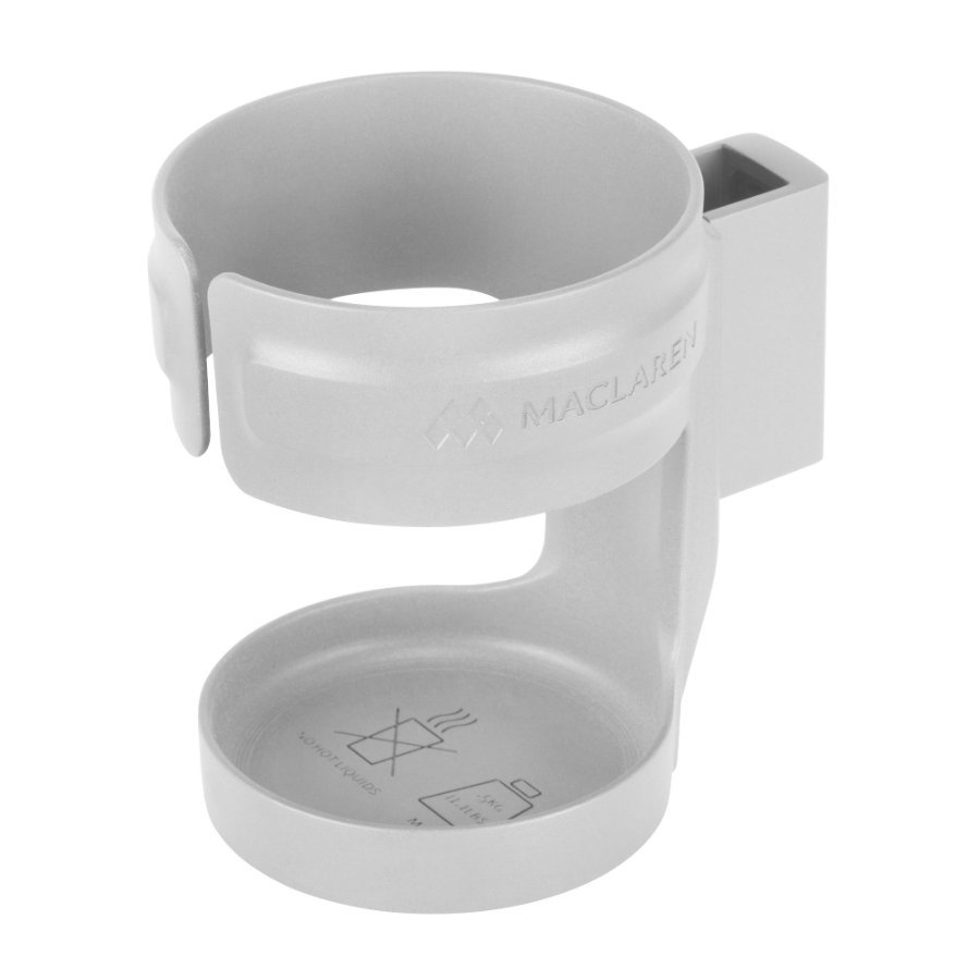 MACLAREN Flaschenhalter Cup Holder Silver