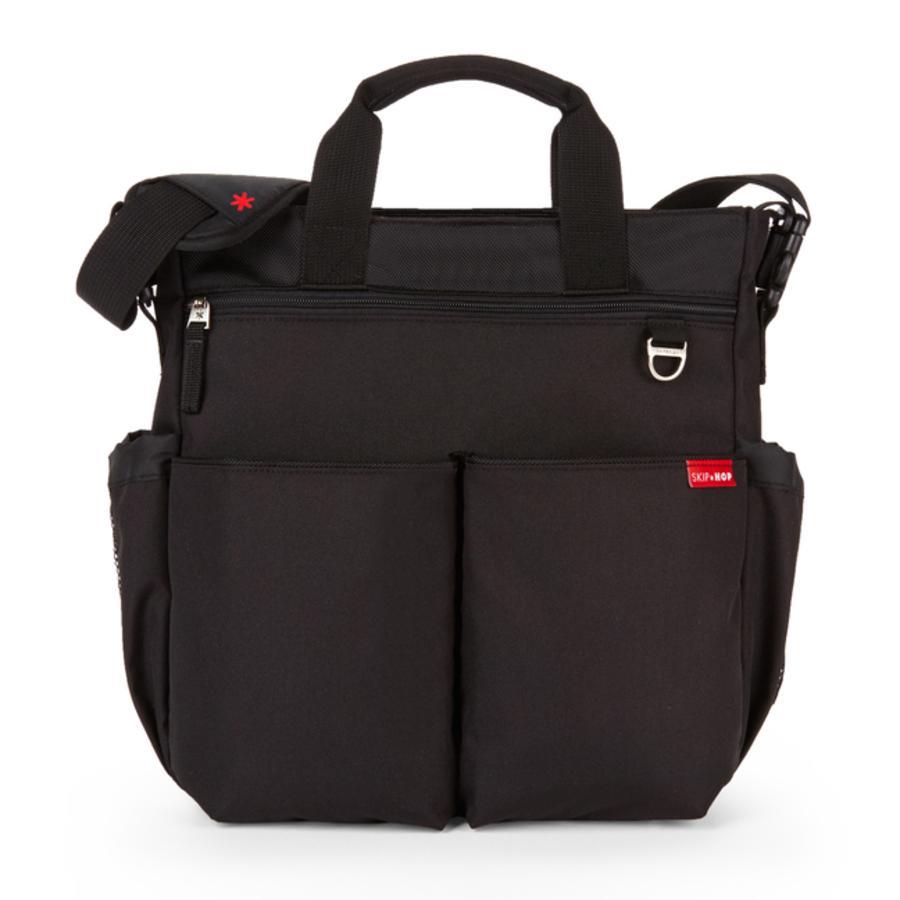 SKIP HOP Duo Deluxe Přebalovací taška Signature Black