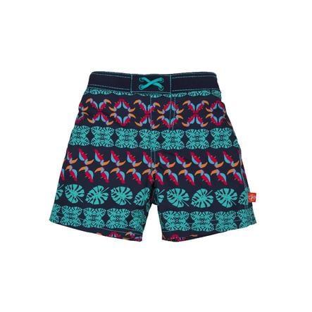 LÄSSIG Boys Plavací šortky tropical