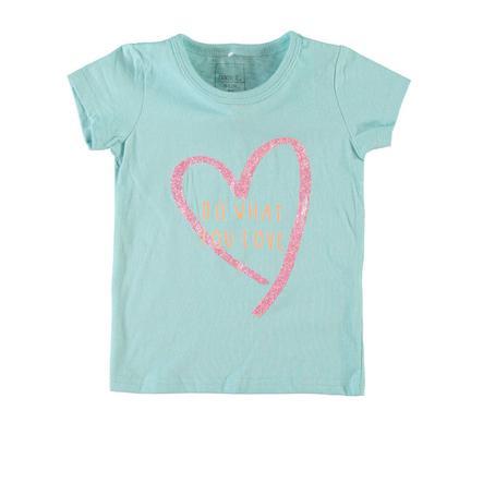 NAME IT Girls T-Shirt NITVAIKEN canal blue