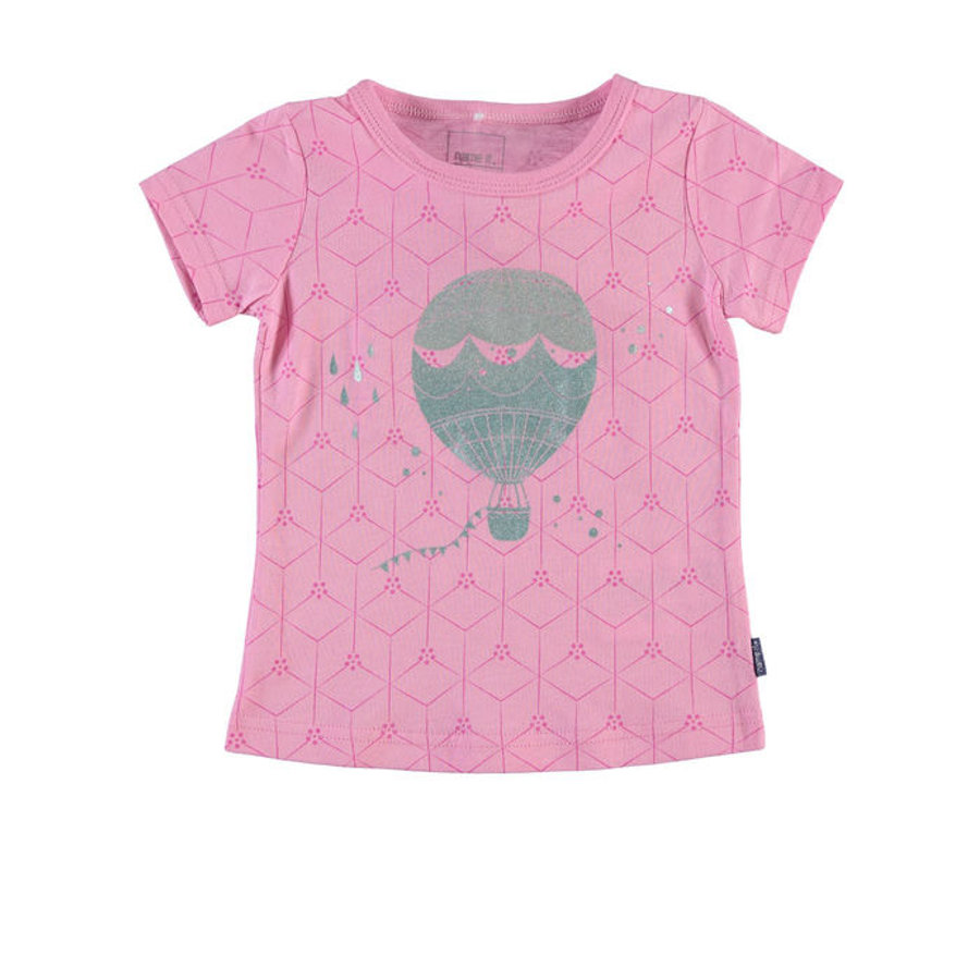 NAME IT Girls Tričko NITVAIKEN prism pink