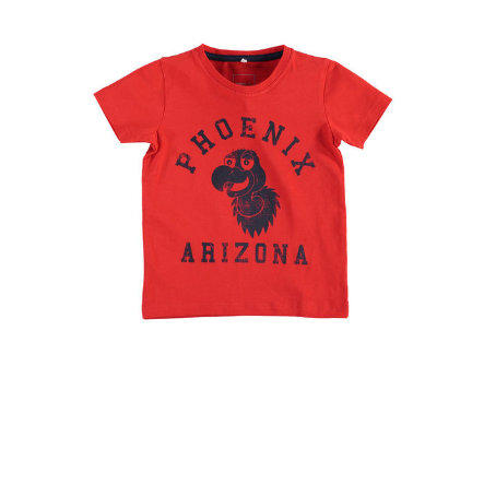 NAME IT Boys T-Shirt NITVILS fiery red