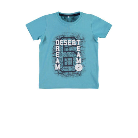 NAME IT Boys T-Shirt NITVILS maui blue