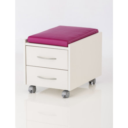 KETTLER Coussin LOGO TRIO BOX /SIT ON SOFTEX violet 6775-007
