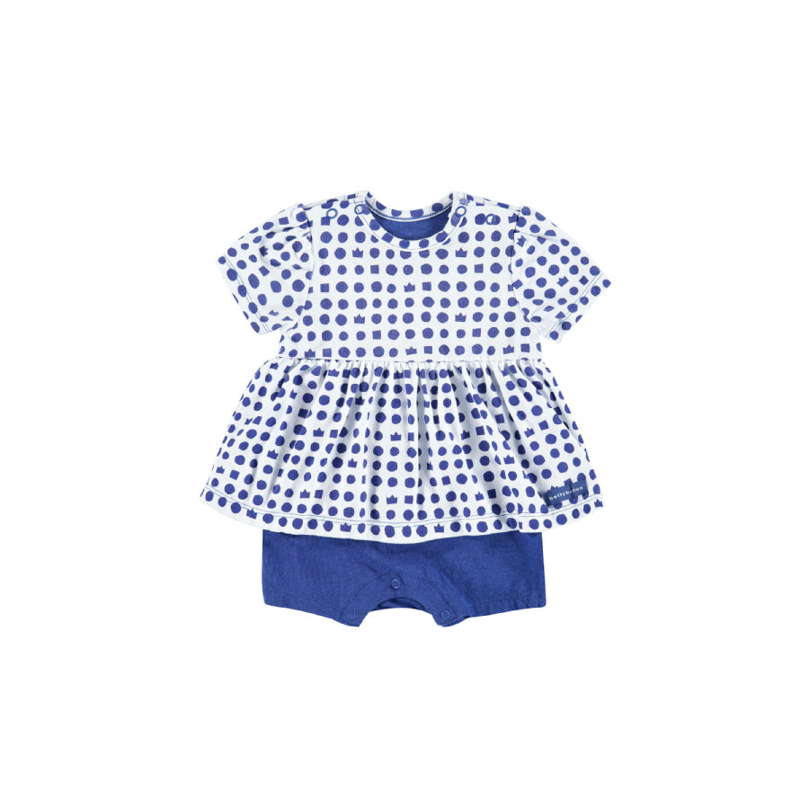 BELLYBUTTON Girls Baby Spieler white blue