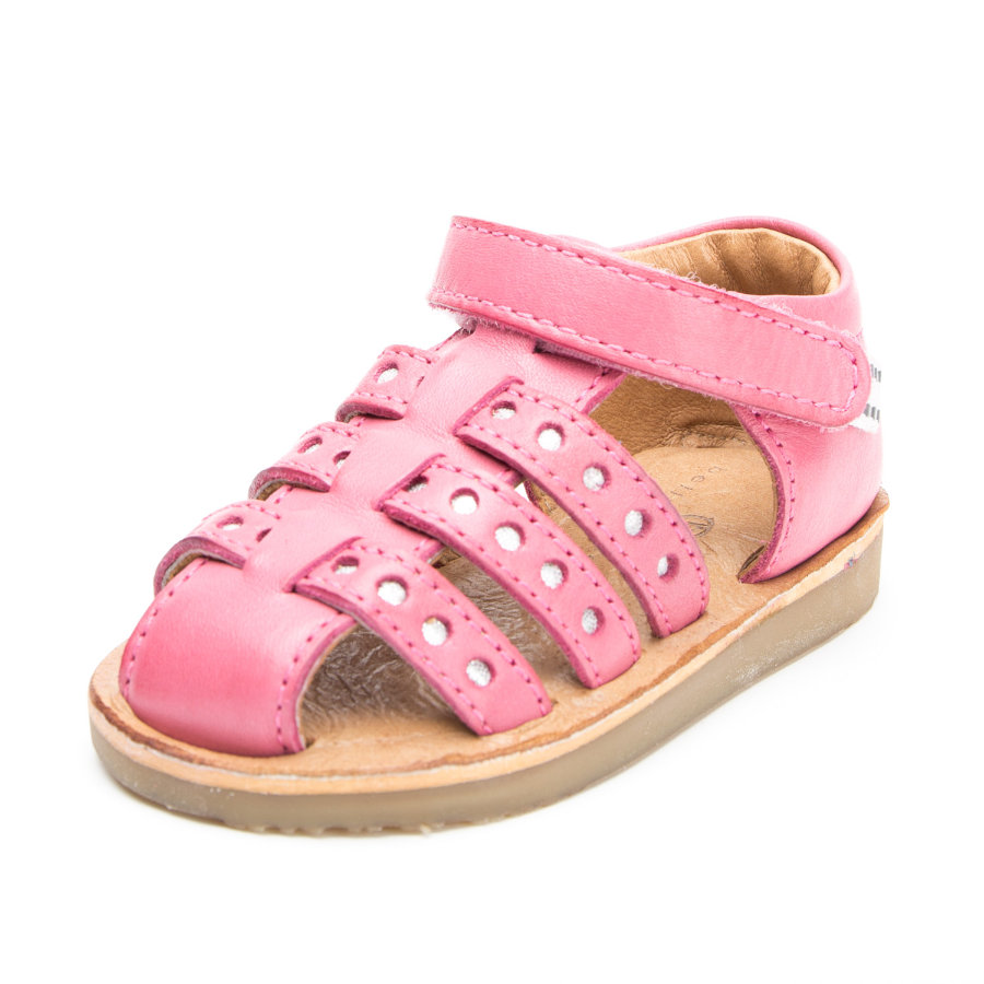 SUPERFIT Girls Sandalen fuchsia