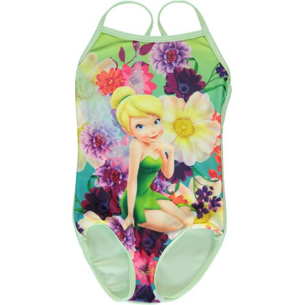 NAME IT Maillot de bain, Fille, NITTINKERBELL, vert nacré