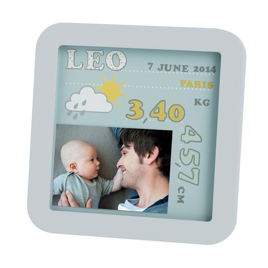 Baby Art Bilderrahmen My Birth Date - Graphic Frame