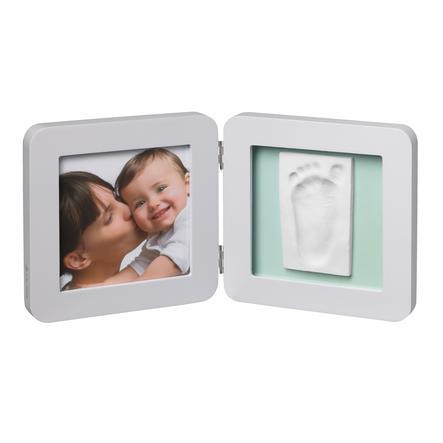Baby Art Bilderrahmen mit Abdruck - Print Frame Pastell