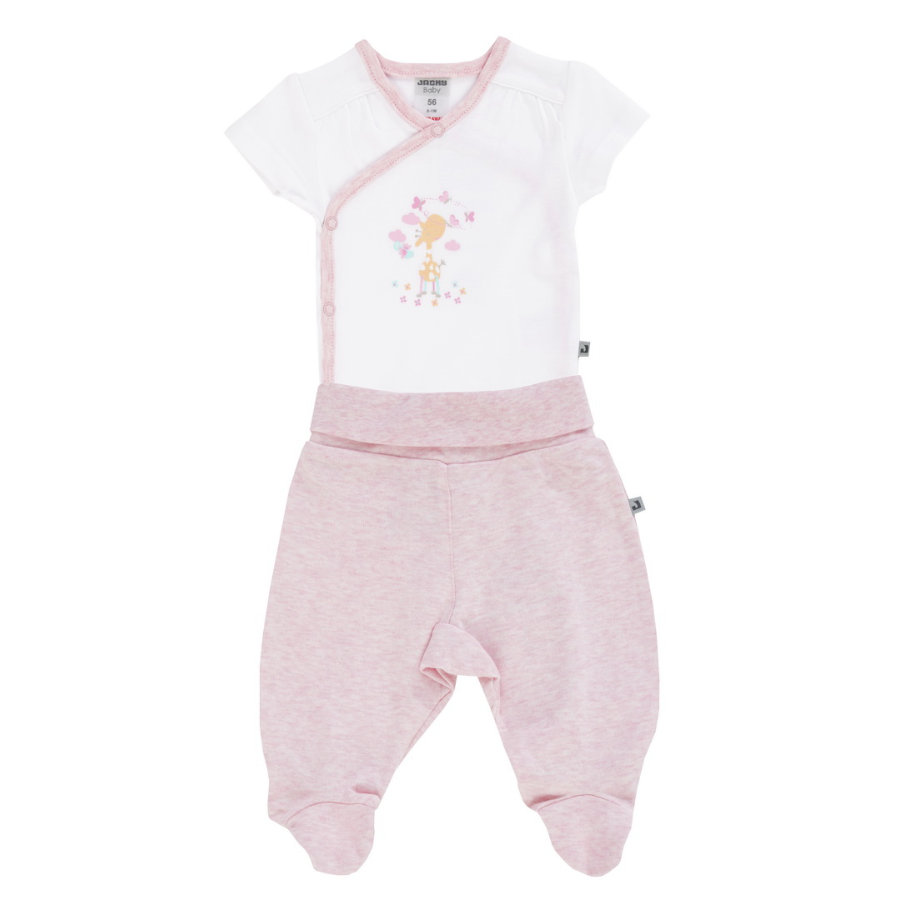 JACKY Girls Set Giraffe