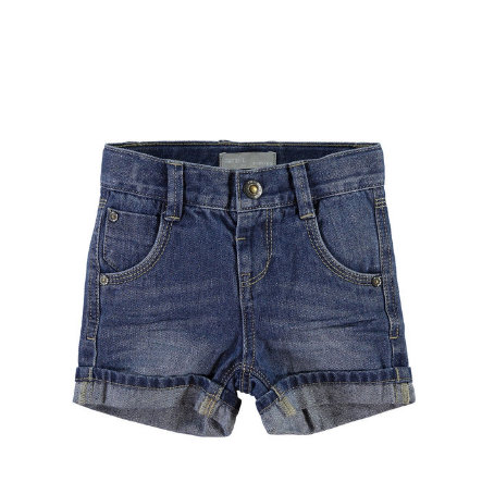 NAME IT Boys Jeans-Short NITROSS regular light blue denim
