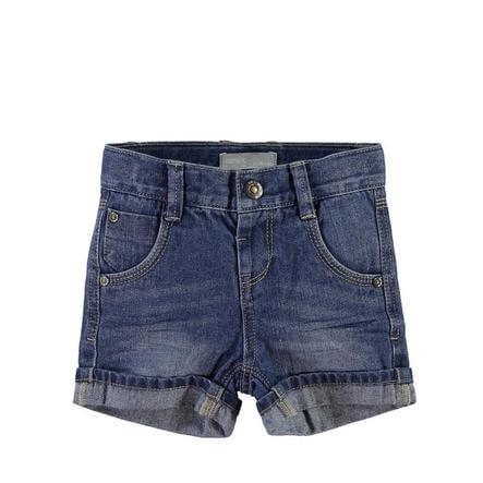 NAME IT Boys Jeans Szorty NITROSS regular light blue denim