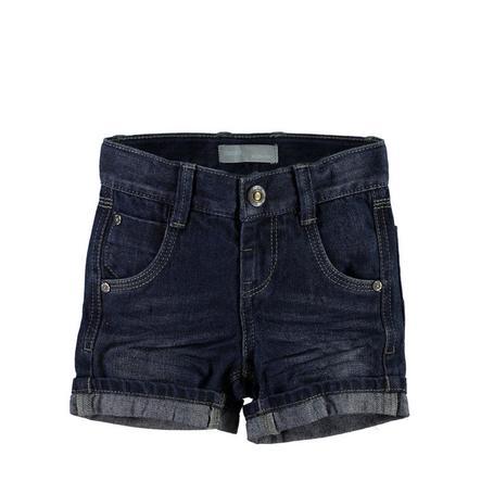 NAME IT Boys Jeans-Short NITROSS regular dark blue denim
