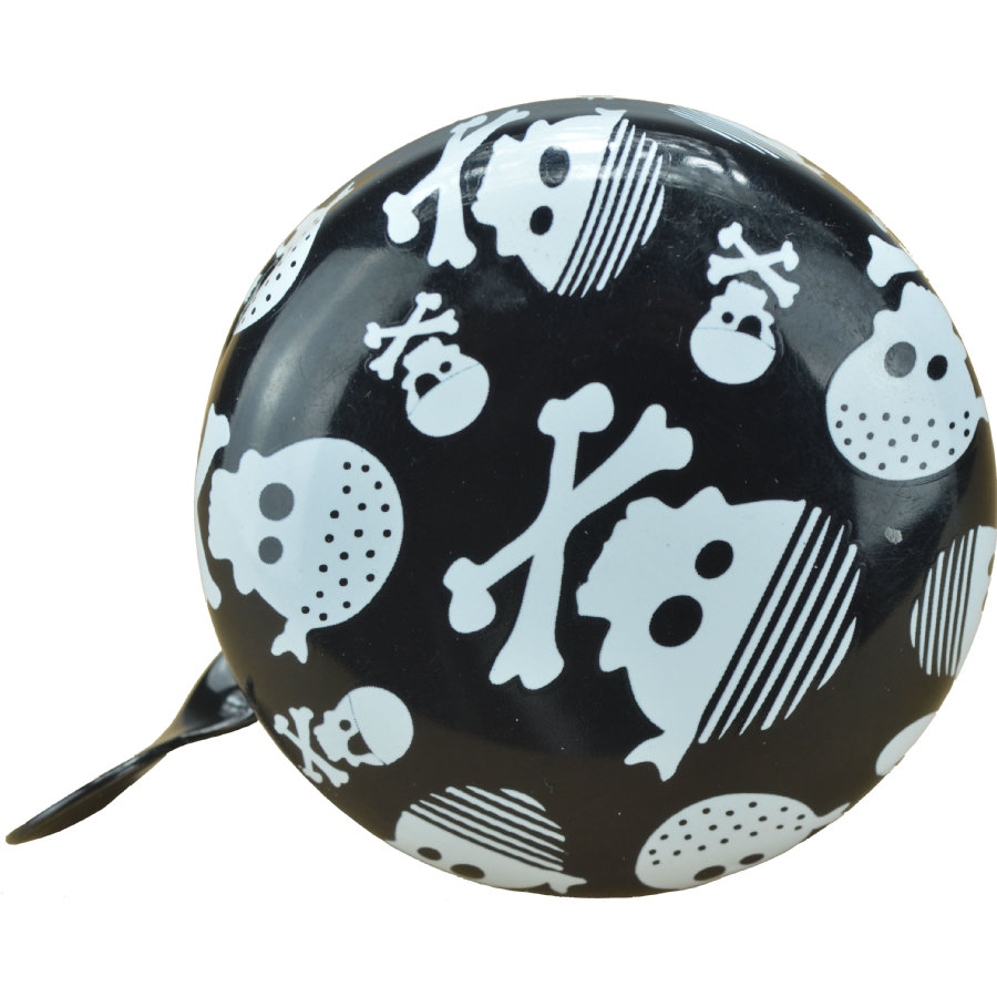 kiddimoto® Design Sonnette de vélo, Pirate, grande