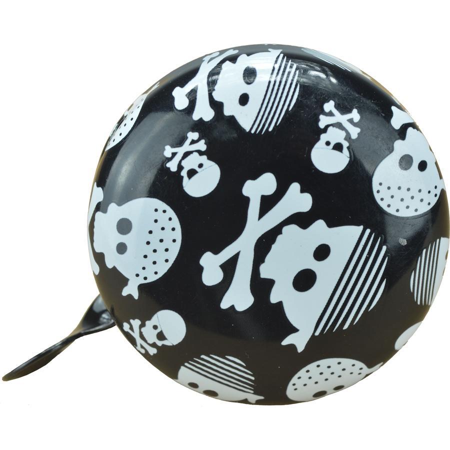 kiddimoto® Design Ringklocka cykel, Pirat liten