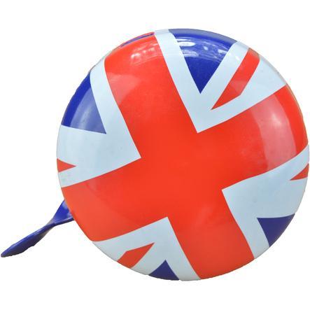 kiddimoto® Design Zvonek na kolo, Union Jack - malý