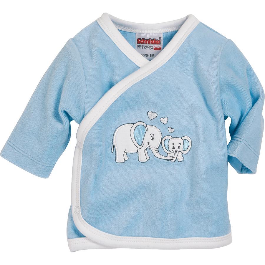 Schnizler Boys Zavinovací tričko Nicki modré