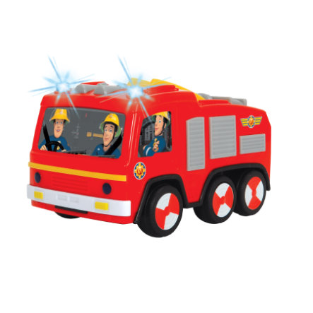 DICKIE Toys Feuerwehrmann Sam - Non Fall Jupiter