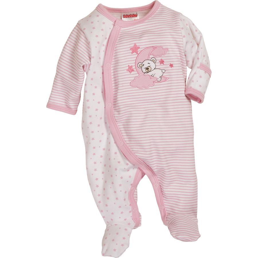 Schnizler Girls Pyžamo měsíc růžové