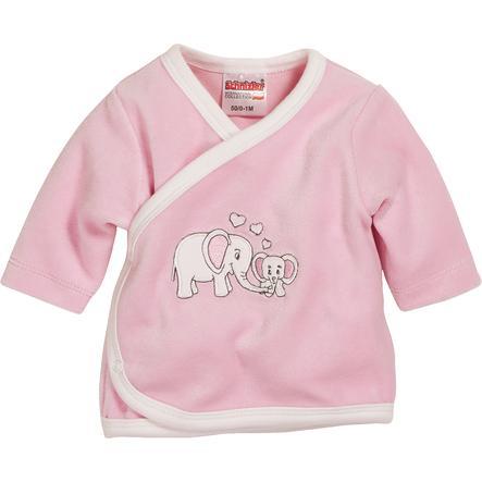 Schnizler Girls Zavinovací tričko Nicki růžové