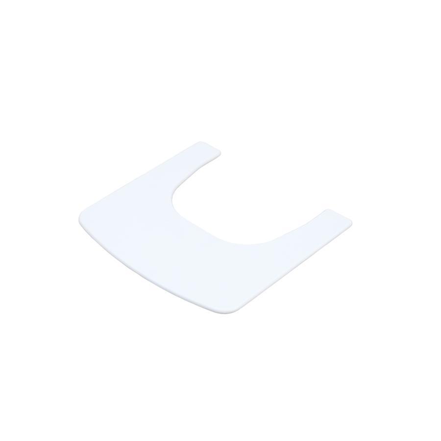 geuther Tablette pour chaise haute bébé Syt, blanc