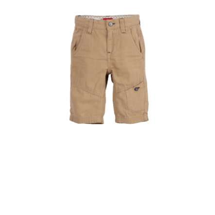 s.OLIVER Boys Bermudy beige check