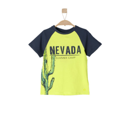 s.OLIVER Boys T-Shirt yellow
