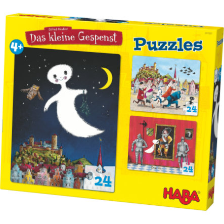 HABA Puzzle Malý duch 301931
