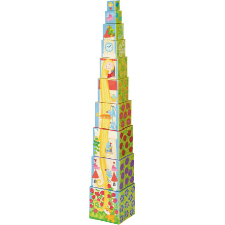 HABA Stapeltorn Rapunzel 302030