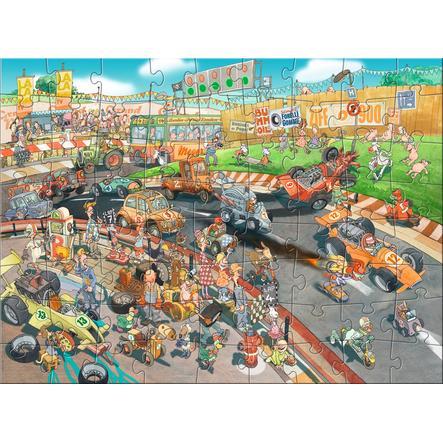 HABA Puzzle Course automobile 302005