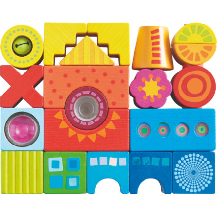 HABA Klocki kolorowe Kunterbunt 302157