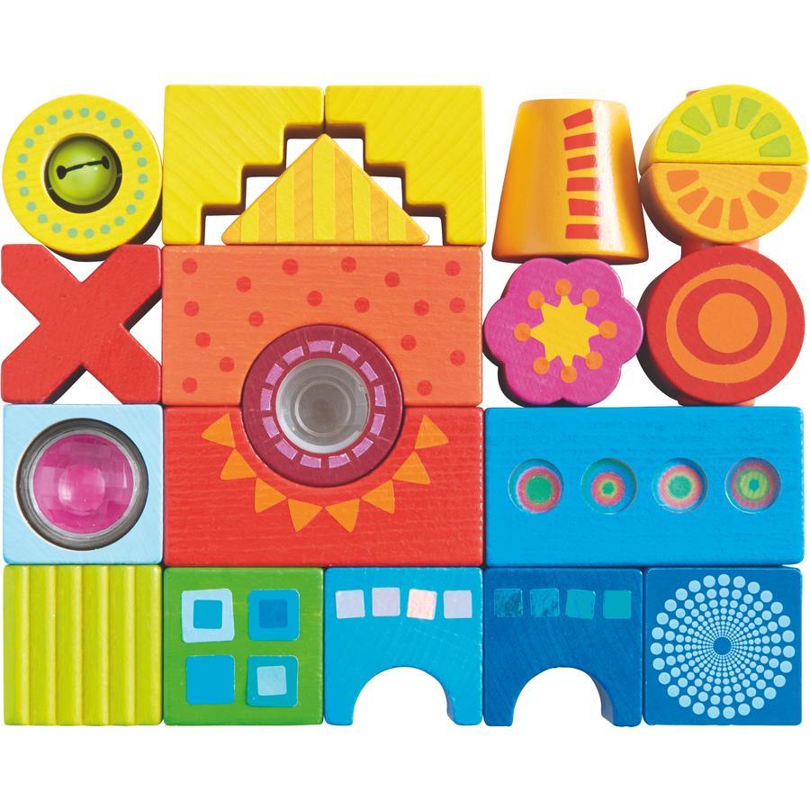 HABA Blocs de construction De toutes les couleurs 302157