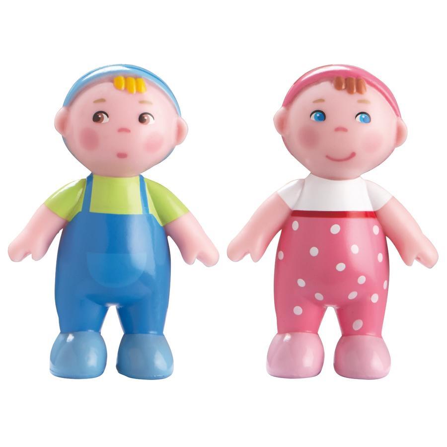 HABA Little Friends Familj - Bebisar Max och Marie 302010