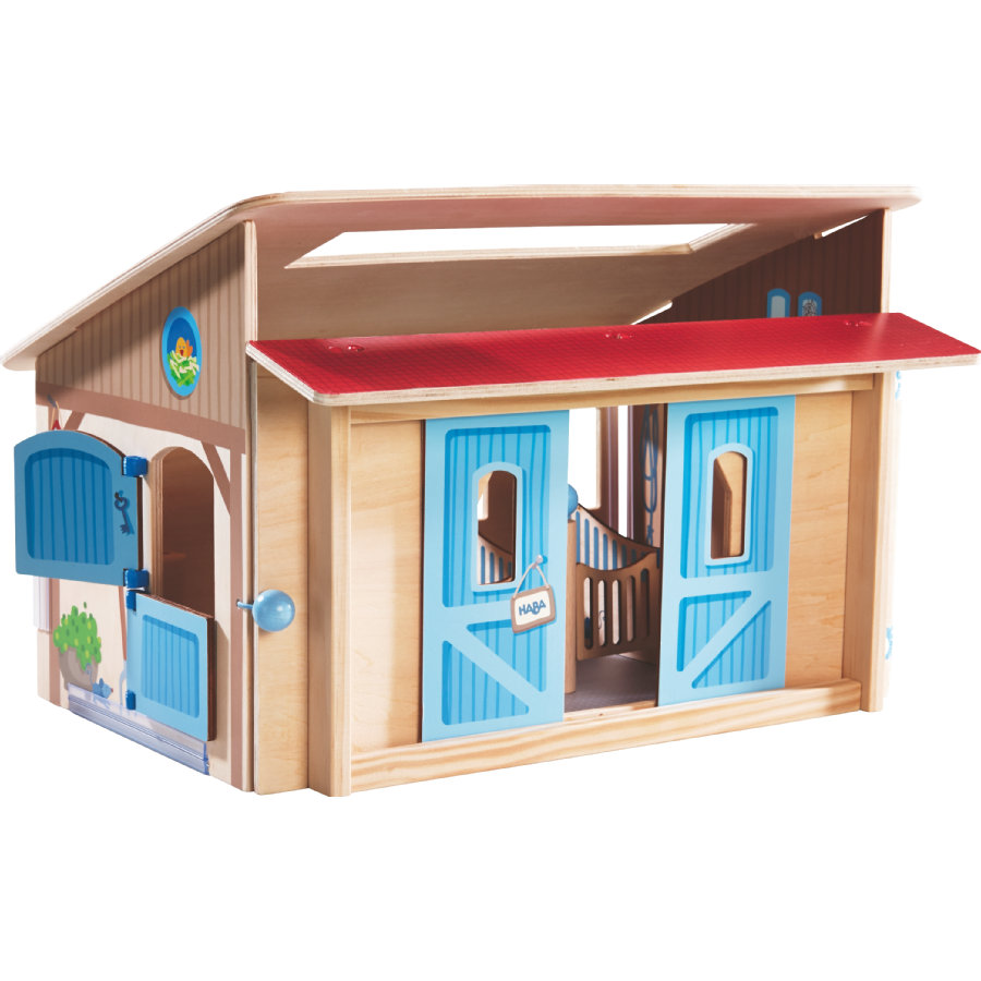 HABA® Little Friends - Koňská stáj 302168