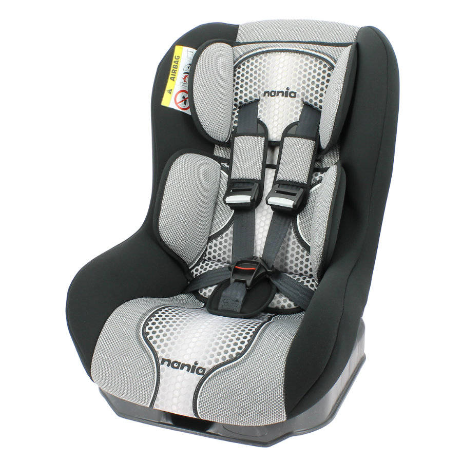 NANIA Autostoel Safety Plus NT Pop Black