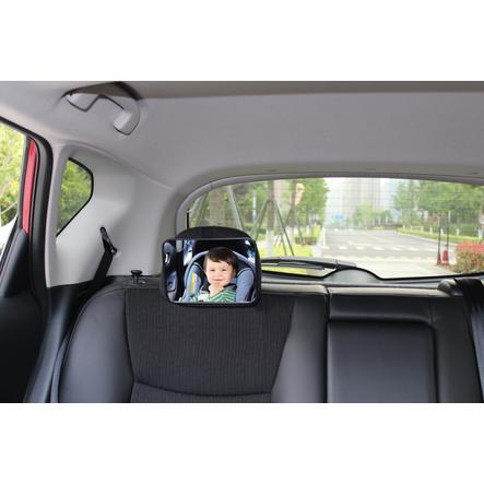 osann Rücksitzspiegel für Babys schwarz